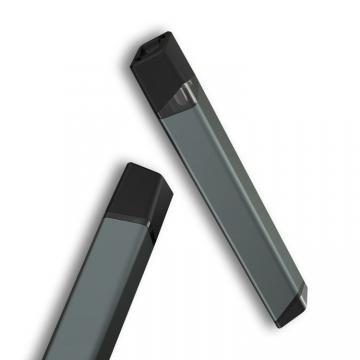 Nicotine Salt E Cigarette Vape Pen 1600 Puffs Disposable Pod Device
