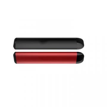 2020 Portable Nicotine Salt Smoking Tank E-Cigarette Disposable Vape Pen