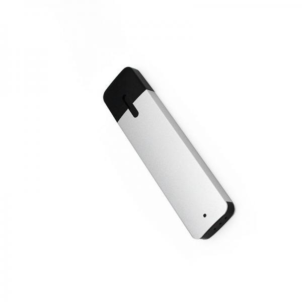 High End Pen Style One Time Use Aluminium Alloy 380 mAh Empty Smart Black Disposable Vape
