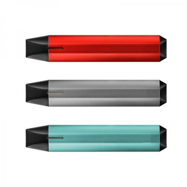 Empty Disposable E-Cigarette Empty Disposable Hemp Oil Vape Pen