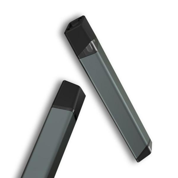 Colorful Vitamin Vape Pen No Oil Leak 500 Puffs E-Cigarette Metal Disposable E Cig with OEM Sticker