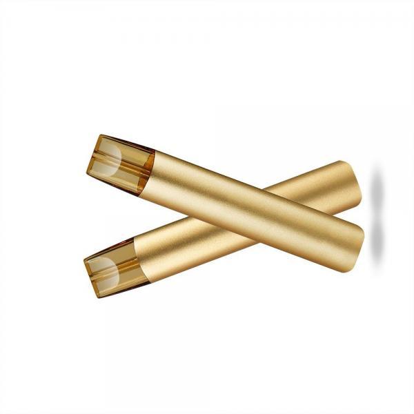 No Nicotine E-Liquid No Buton 800 Puffs Electronic Cigarette with Vitamin Element