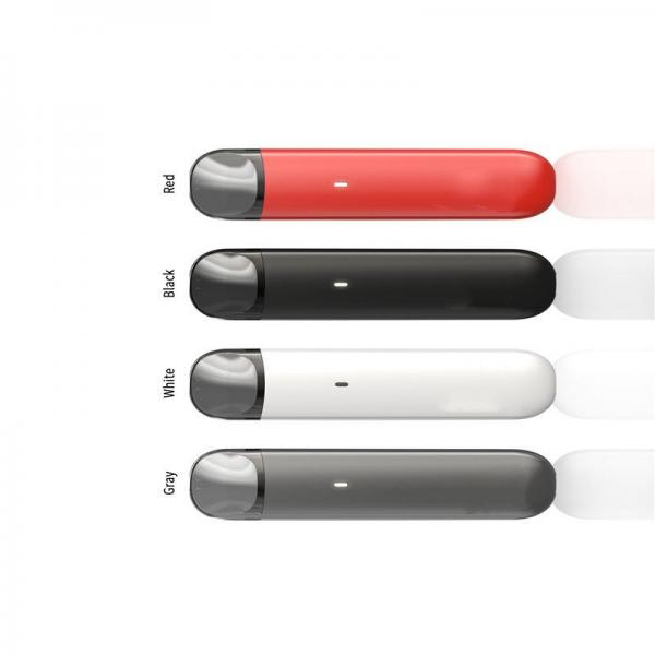 Wholesale 6% Nicotine E Cigarette Vape 600 Puffs 2.4ml Iget Shion Disposable Pop Vape with Multiple Flavors Choice