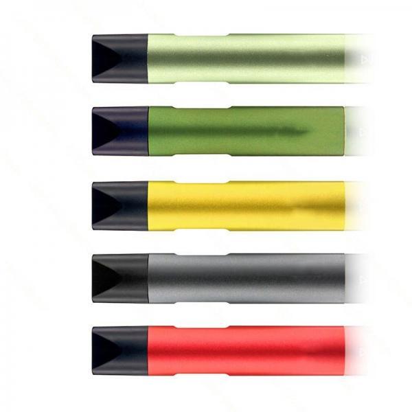 1ml closed e cigarette pod e cig system disposable vape pen