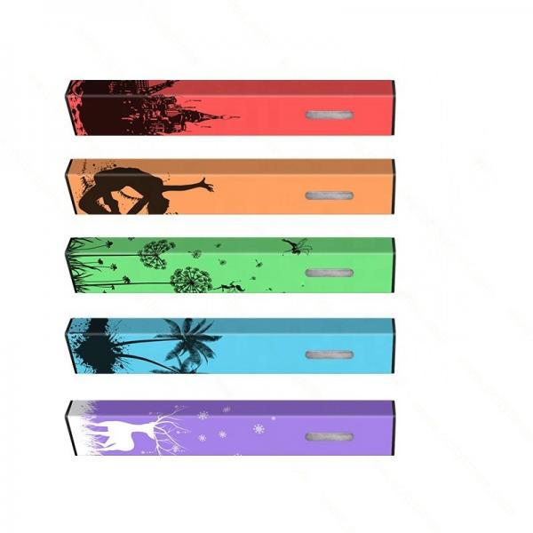 Best Sell Customized 450Mah battery Slim Empty Disposable Cbd Vape Pen