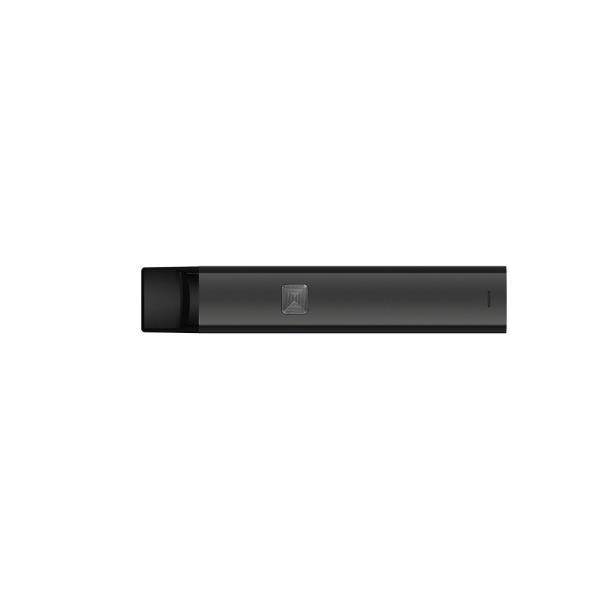 Heavy metal free 100% disposable vape pen BBTANK X all glass 510 vaporizer cbd oil cartridge empty with oem packaging